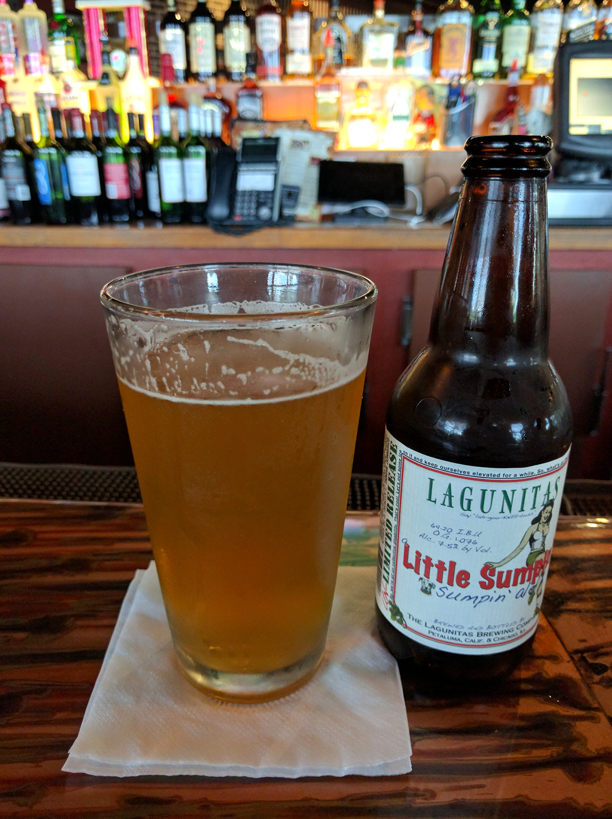 Lil Sumpin' Sumpin' Beer Review | Better on Draft